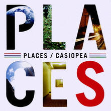 Places - CD Audio di Casiopea