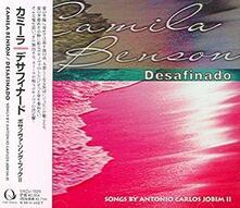 Desafinado-Songs By A.C.J - CD Audio di Camila Benson