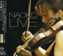 Naoko Live - CD Audio di Naoko Terai