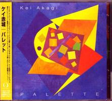 Palette - CD Audio di Kei Akagi