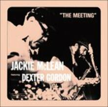 Meeting (Limited Edition) - CD Audio di Jackie McLean