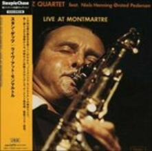 Live at Montmartre (Limited Edition) - CD Audio di Stan Getz