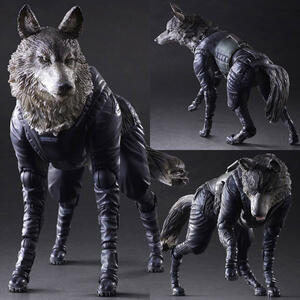 Figure Metal Gear Solid V Phantom Play Arts D-Dog