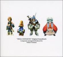 Final Fantasy IX (Colonna Sonora) - CD Audio di Nobuo Uematsu