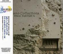 Final Fantasy X Piano (Colonna Sonora) - CD Audio di Nobuo Uematsu
