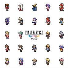 Final Fantasy Tribute - CD Audio