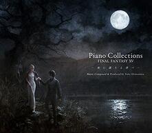 Final Fantasy 15 Piano (Colonna Sonora) - CD Audio