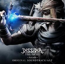 Game Music. Dissidia Final Fantasy. Arcade vol.2 (Colonna Sonora) - CD Audio