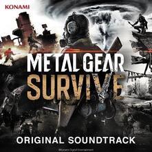 Metal Gear Survive (Colonna Sonora) - CD Audio