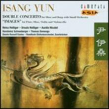 Double Concerto. Images - CD Audio di Isang Yun
