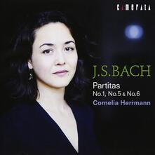 Partita n.1, n.5, n.6 - CD Audio di Johann Sebastian Bach