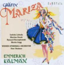 Die Gräfin Mariza - CD Audio di Emmerich Kalman