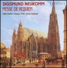 Messa da Requiem - CD Audio di Sigismund Neukomm