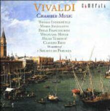 Musica da camera - CD Audio di Antonio Vivaldi,Solisti di Perugia