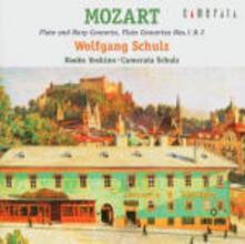 Concerti per flauto e orchestra - CD Audio di Wolfgang Amadeus Mozart