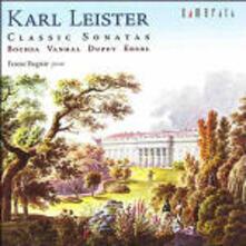 Sonate classiche - CD Audio di Karl Leister