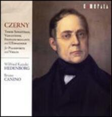 Musica per pianoforte - CD Audio di Bruno Canino,Carl Czerny