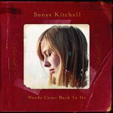 Words Came Back to me (+ Bonus Tracks) - CD Audio di Sonya Kitchell