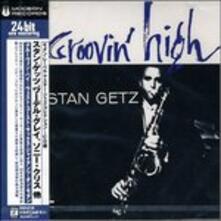 Groovin' High - CD Audio di Stan Getz