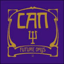 Future Days (Japanese Edition) - CD Audio di Can