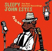 Best Delmark Recordings - CD Audio di Sleepy John Estes