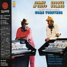 Giants of Organ Together - CD Audio di Jimmy McGriff