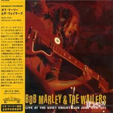 Live at the Quiet Night - CD Audio di Bob Marley