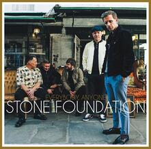 Everybody, Anyone - CD Audio di Stone Foundation