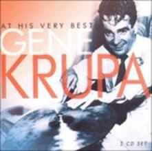 At His Very Best - CD Audio di Gene Krupa