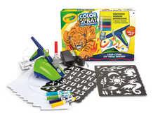 Cartoleria Color Spray elettronico Crayola