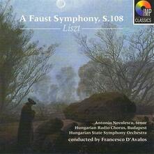 Sinfonia Faust - CD Audio di Franz Liszt