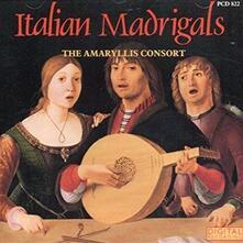 Italian Madrigals - CD Audio