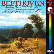 Sinfonia n.6 - CD Audio di Ludwig van Beethoven,Wyn Morris