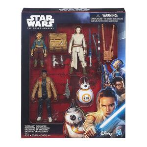 Giocattolo Star Wars E7 Swu 3.75 H.Entert.Pack Hasbro
