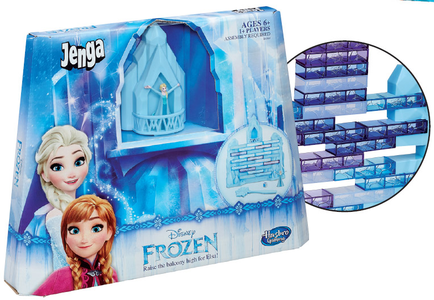Giocattolo Frozen Jenga Hasbro 0