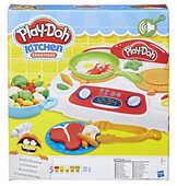 Giocattolo Playdooh La Magica Cucina Play-Doh