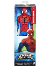 Giocattolo Spiderman titan hero Hasbro