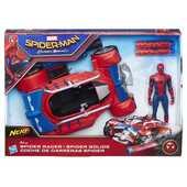 Giocattolo Spider-Man. Veicolo Lancia Dardi Nerf Hasbro