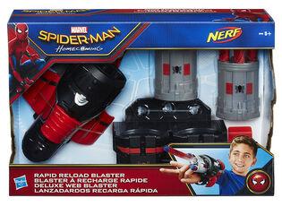 Idee regalo Spiderman Blaster Hasbro