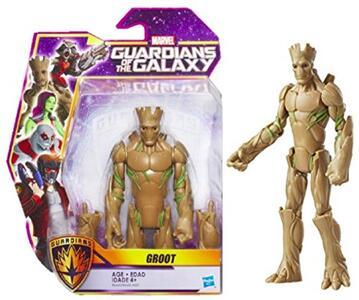 Guardiani della Galassia Personaggio Cm.15 B6662Eu4 Hasbro