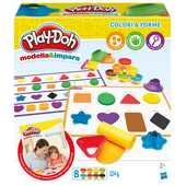 Giocattolo Play-Doh. Set Colori E Forme Play-Doh