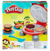 Giocattolo Play-Doh. Burger Set Play-Doh