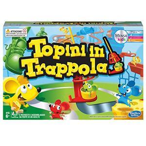 Topini In Trappola