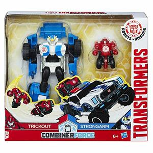Transformers AC Trickout. Strongarm - 2