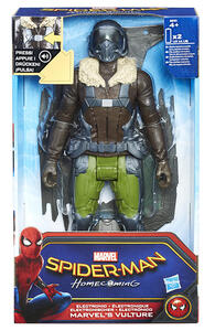 Figure Spiderman Villain elettronico