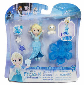 Frozen Small Doll Elsa pattinatrice