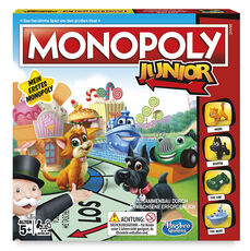 Giocattolo Monopoly Junior Refresh Hasbro