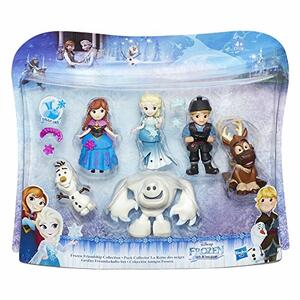 Frozen Small Doll. Collection Pack