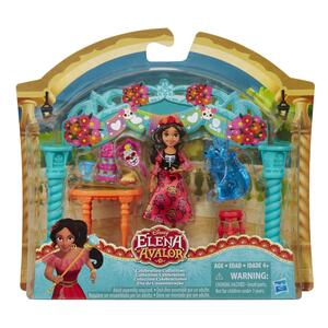 Elena Small Dolls Playset
