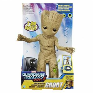 Guardians Of The Galaxy. Groot Elettronico Interattivo - 6